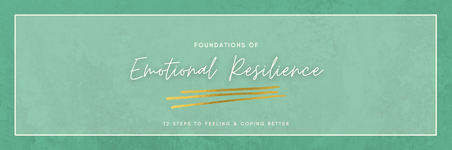 Foundations of Emotional Reslience - ban