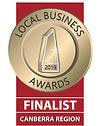Canberra Region Local Business Awards FI
