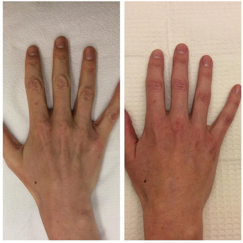 CONFIDENT HANDS