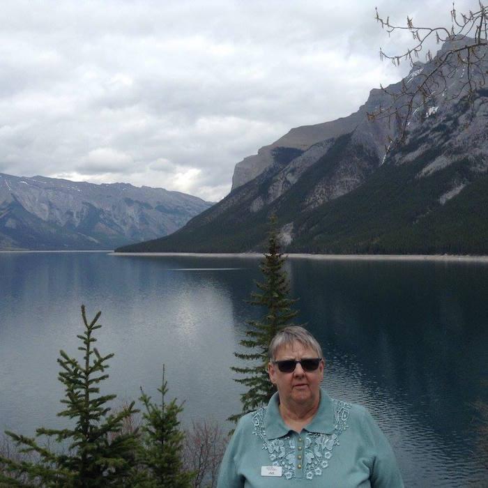 Judi Lake Louise