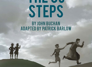 Meet our cast for The 39 Steps