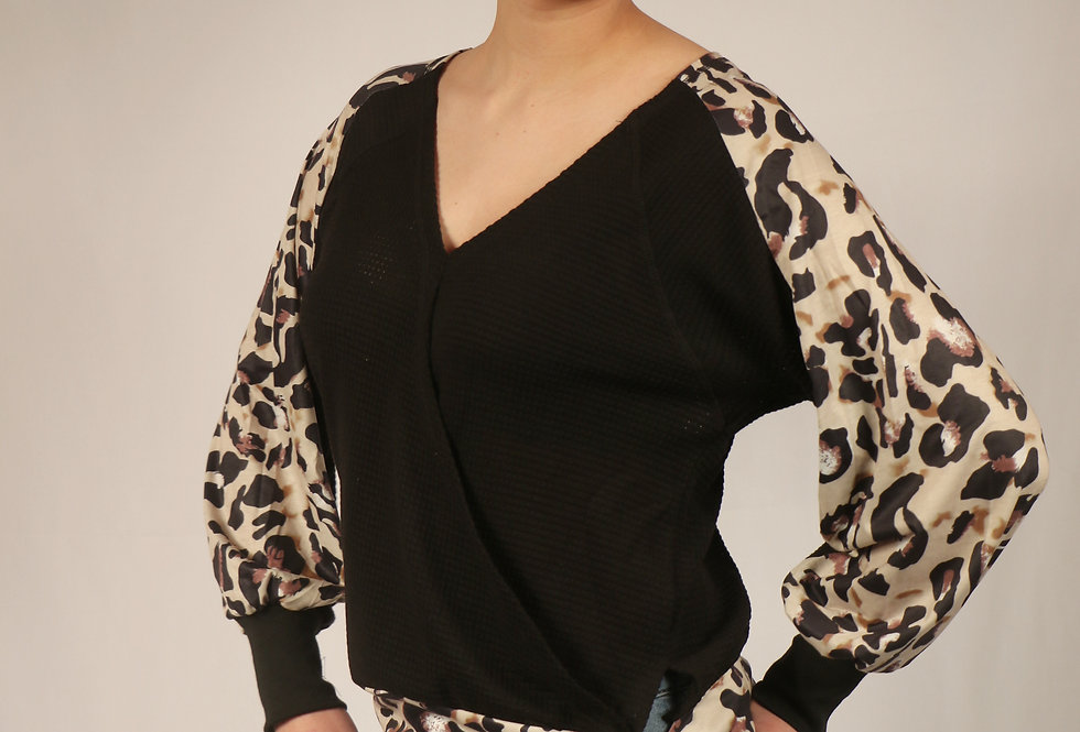 Nights Like This Leopard Top