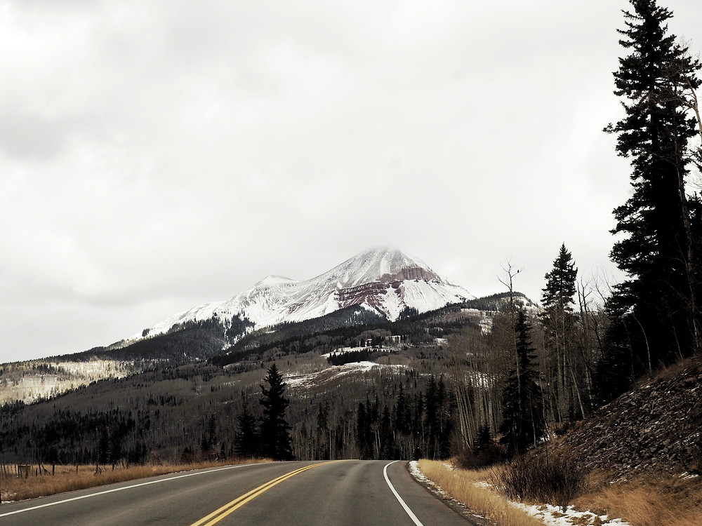 On our way to Silverton