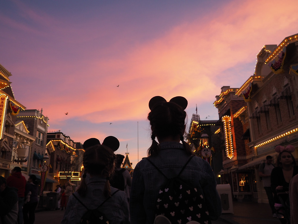 Disneyland - 2018