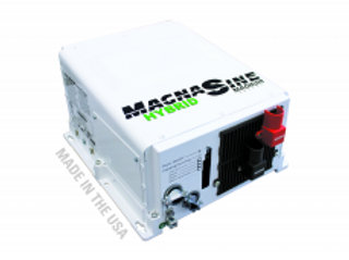 3000W 12VDC Pure Hybrid Inverter Charger MSH-RV Series