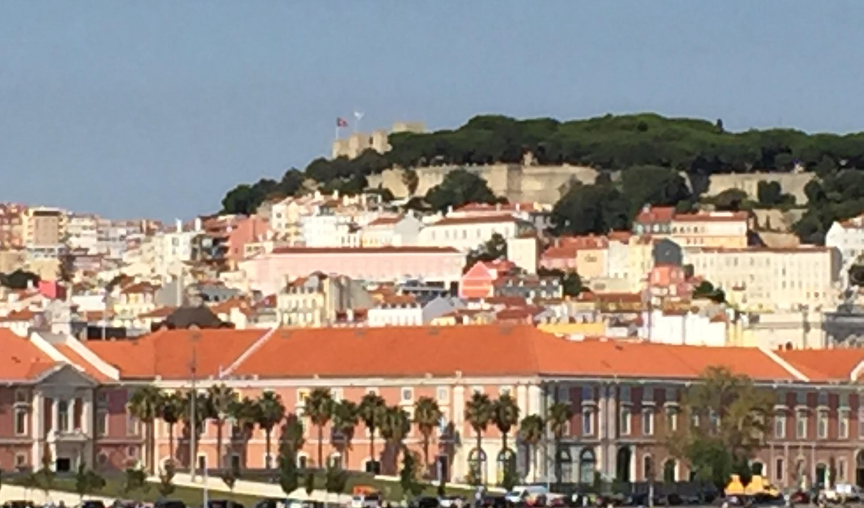 Leaving Lisbon