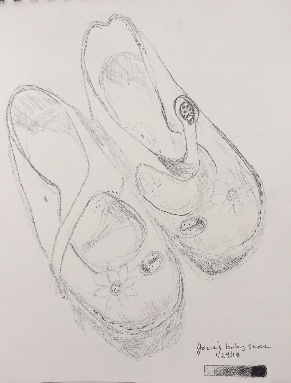 Baby Shoes, Jocelyn