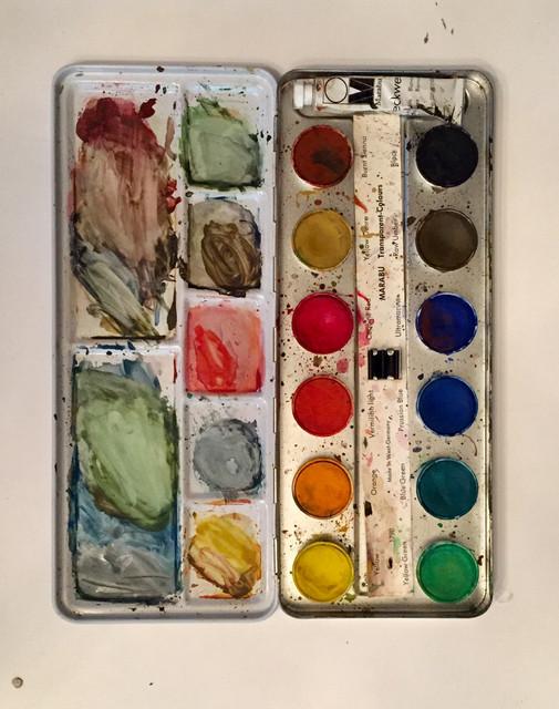 Marabu watercolors