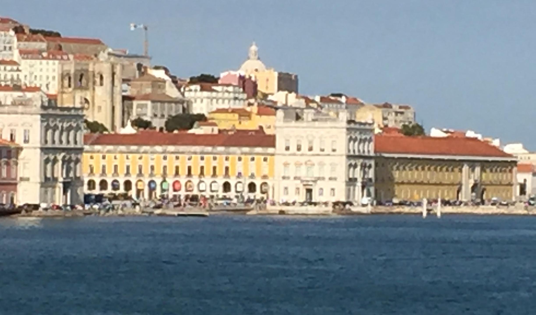 Leaving Lisbon I