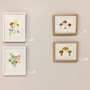 "West Orange Arts Council ""small works"" exhibition"
