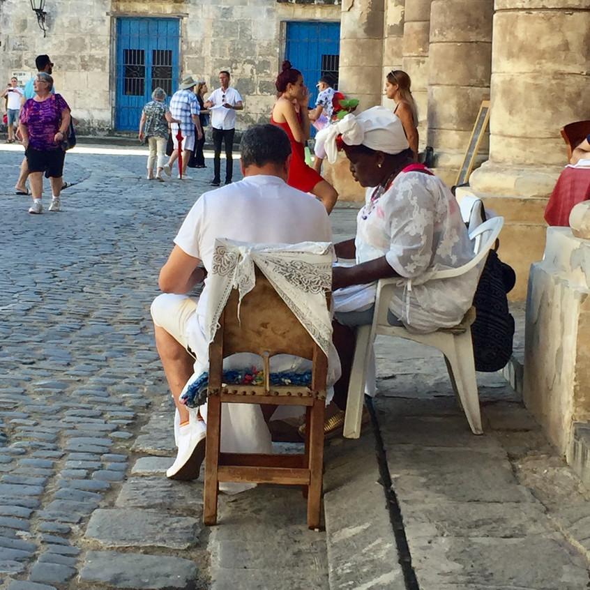 Card Reader, Cuba