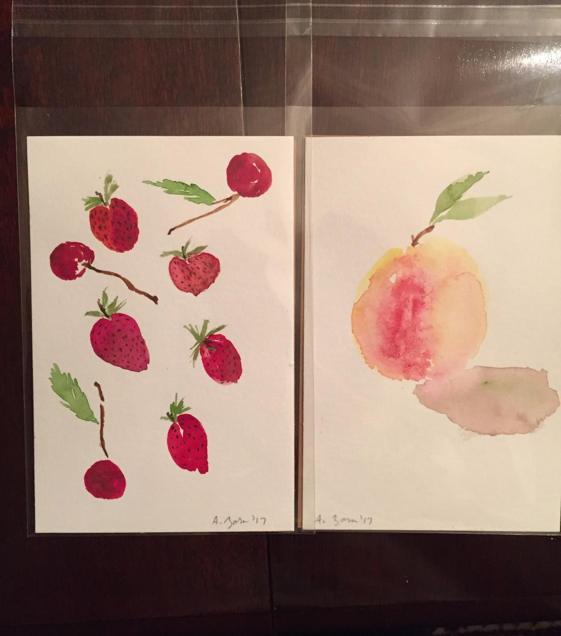 strawberries & peach_edited