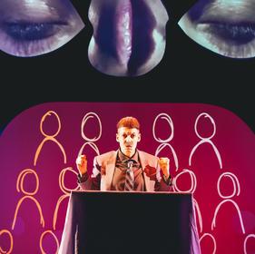 The Jellyman by Rhiannon Petersen - AV Designer