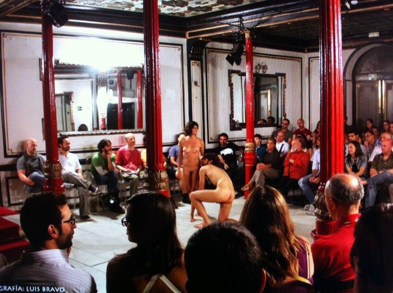 Foto Teatro Lara Madrid.