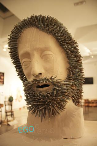 Rafael Clemente (escultor) el dolor del