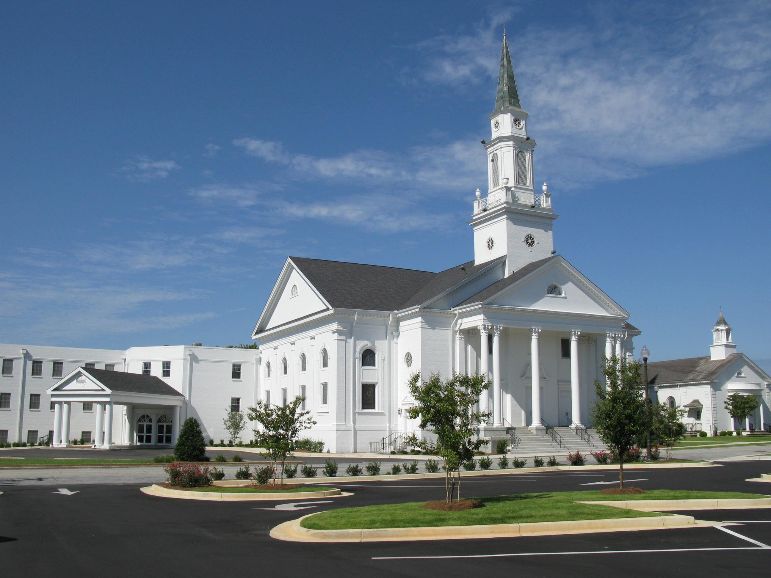 Home First Baptist Church Opelika