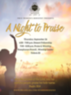 A Night to Praise Women POSTER (6).png