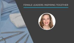 BRAVE's Inspirational Female Leader: Founder & Chairwoman Christine Grogan