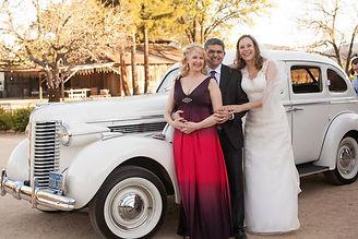 Dr & Mrs Gabriel Allen & Christine Grogan