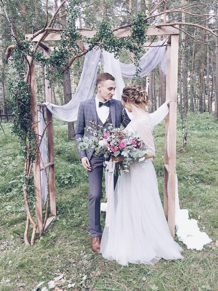 кантри свадьба