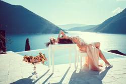 сборы невесты в Европе