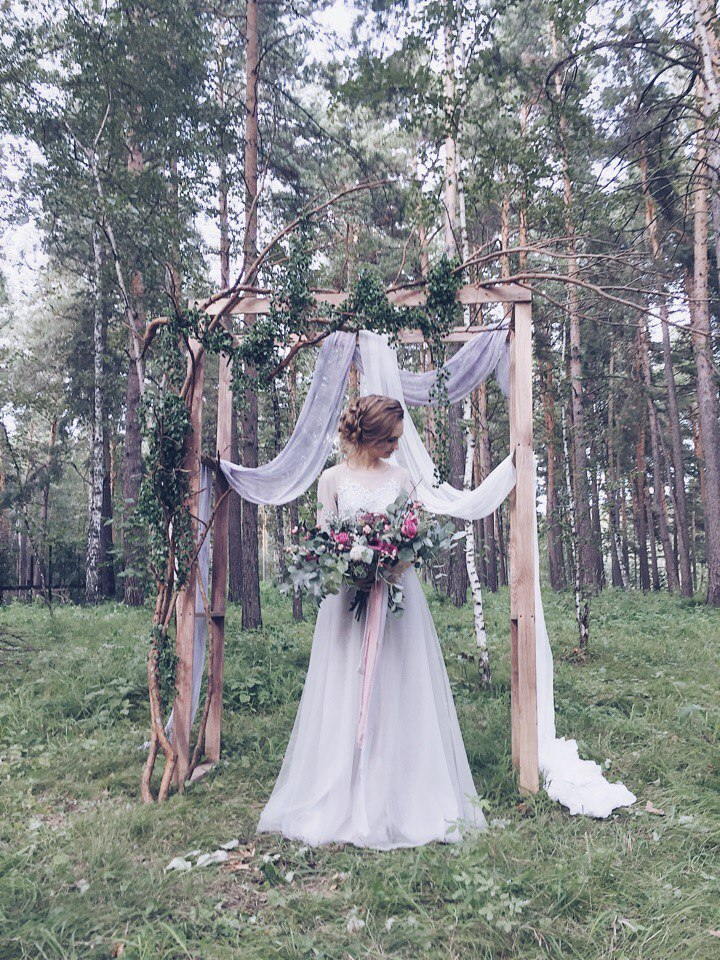 марля на свадьбе