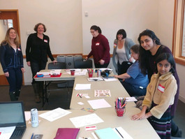 Seattle Pup Magazine Writers' Workshop a Success!