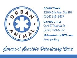 Urban Aninmal Advertisement www.urbananimalnw.com