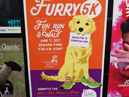 Furry 5 K-- Never too Late to Participate!!