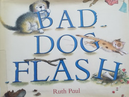 """Seattle Pup Kids Review """"Bad Dog Flash"""""""