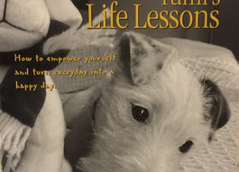 "Seattle Pup Book Review!  ""Yumi's Life Lessons by Kay Hirai"