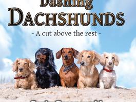 Seattle Pup Book Review! Dashing Dachshunds