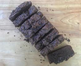 dark chocolate zucchini bread