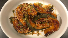 Crispy Roasted Pumpkin