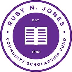Ruby Jones Scholarship Logo PURPLE - WEB