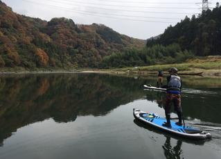 川旅の季節
