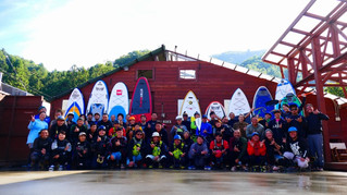 River SUP Guide meeting
