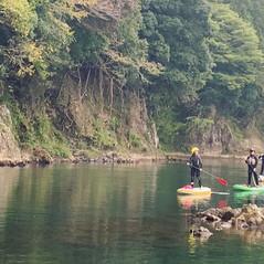 那珂川ツアー&中禅寺湖 9月