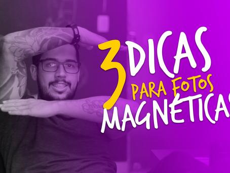 Como deixar qualquer imagem magnética
