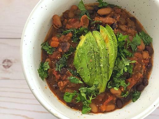 Simple Veggie Chili