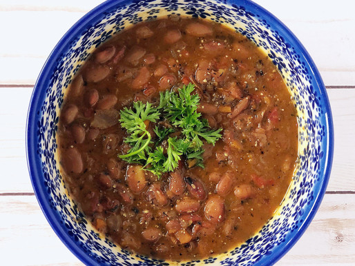 Smoky Instant Pot Pinto Beans