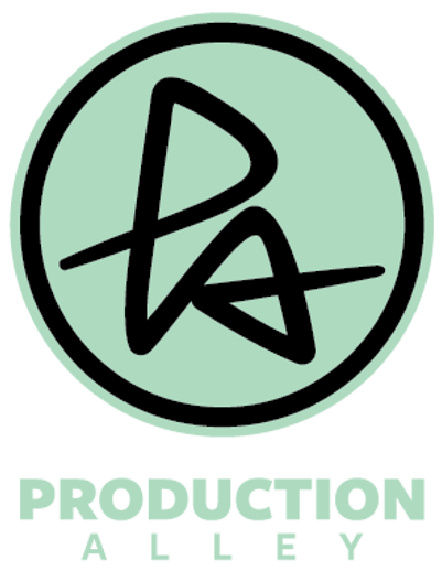 Production Alley Logo (Light) - 06-06-20