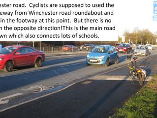 Cycle Basingstoke's Response to: Basingstoke's Transport Strategy