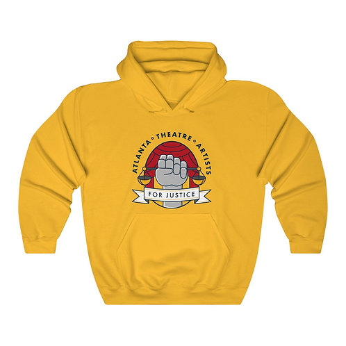 ATAJ Unisex Hooded Sweatshirt