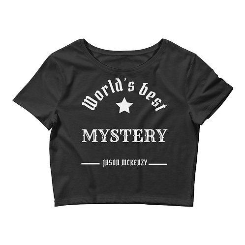 Jason McKenzy Women's Crop T-Shirt