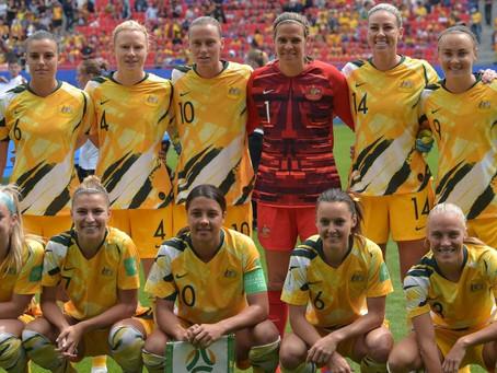 Come watch the Matildas vs Chile - WPFC club trip.