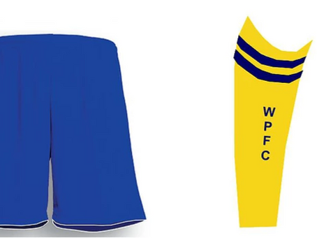 Wanted: small (size 6 & 8) shorts and socks for new junior players