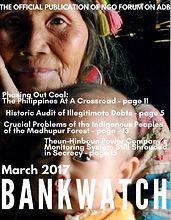 Bankwatch March 2017