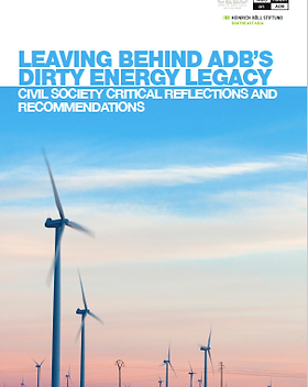 Leaving behind ADB's dirty energy legacy
