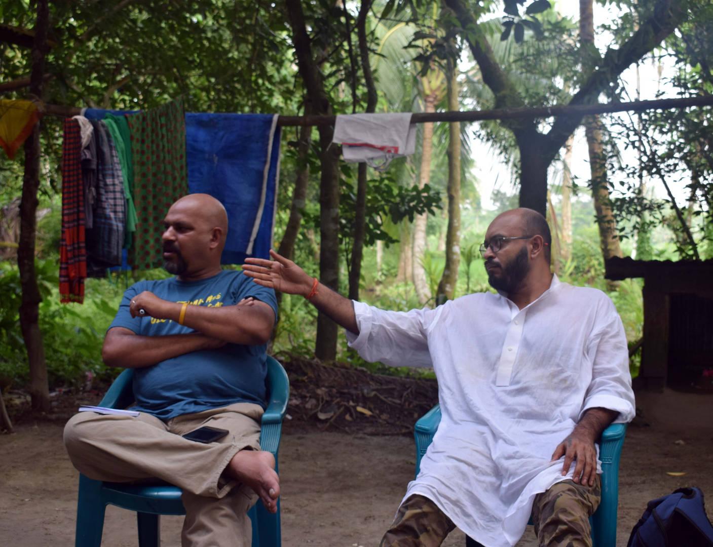 Bhola Community Visit 2019